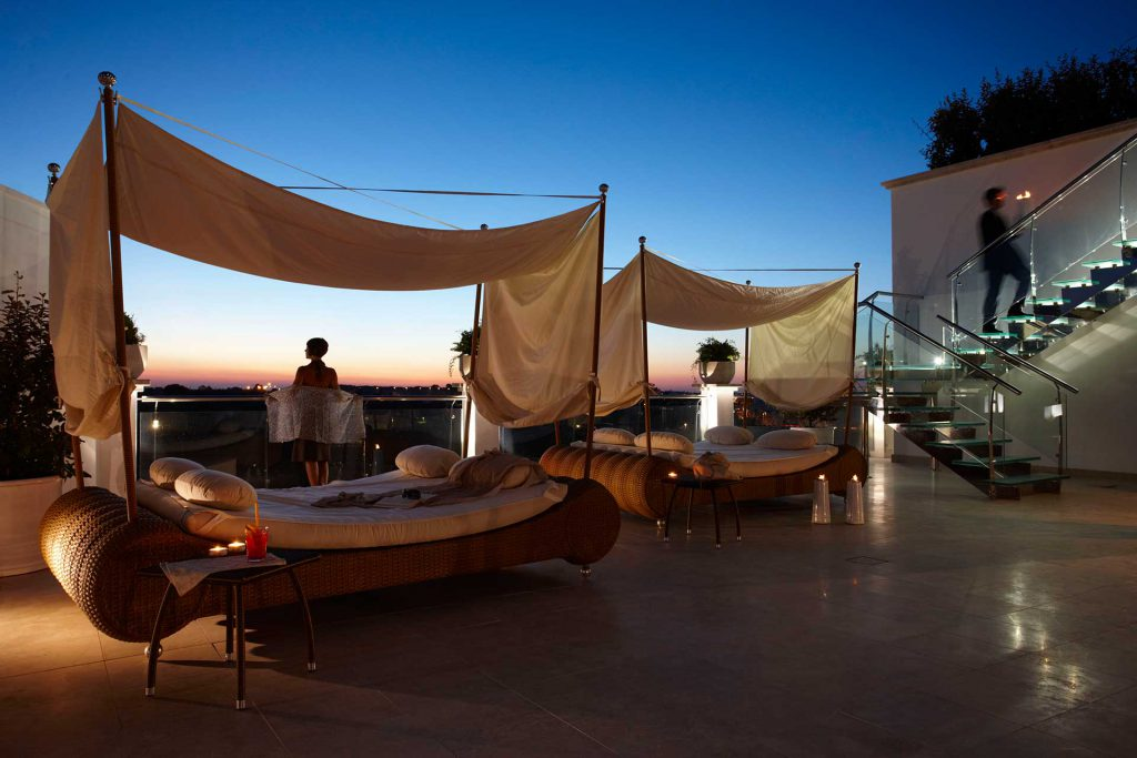 Otranto four-star hotel