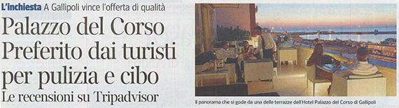 awarded restaurant gallipoli