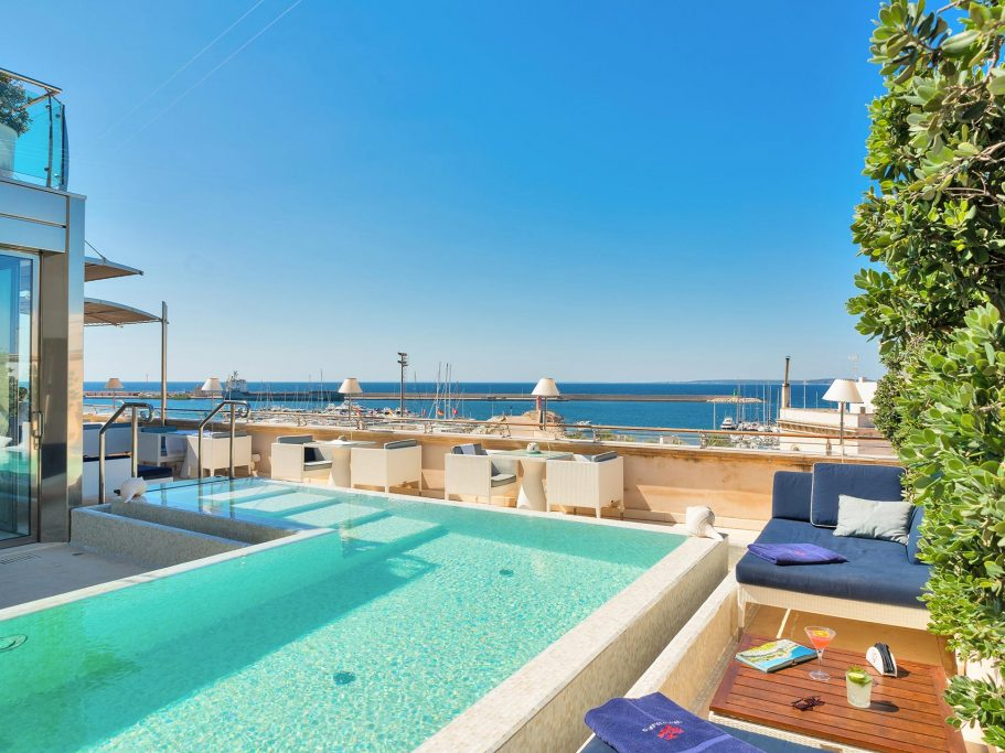 Hotel Palazzo del Corso - Rooftop Pool