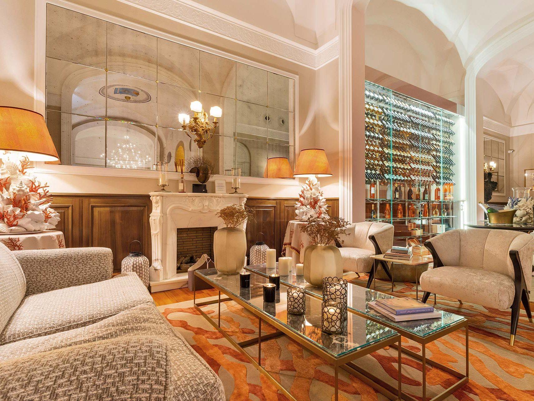 Hotel Palazzo del Corso - Lobby