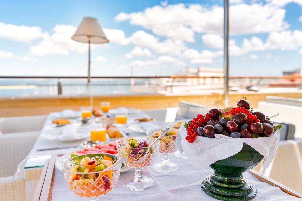 Organic Breakfast - Hotel Palazzo del Corso, Gallipoli